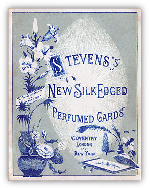 Image of Thomas Stevens trade card